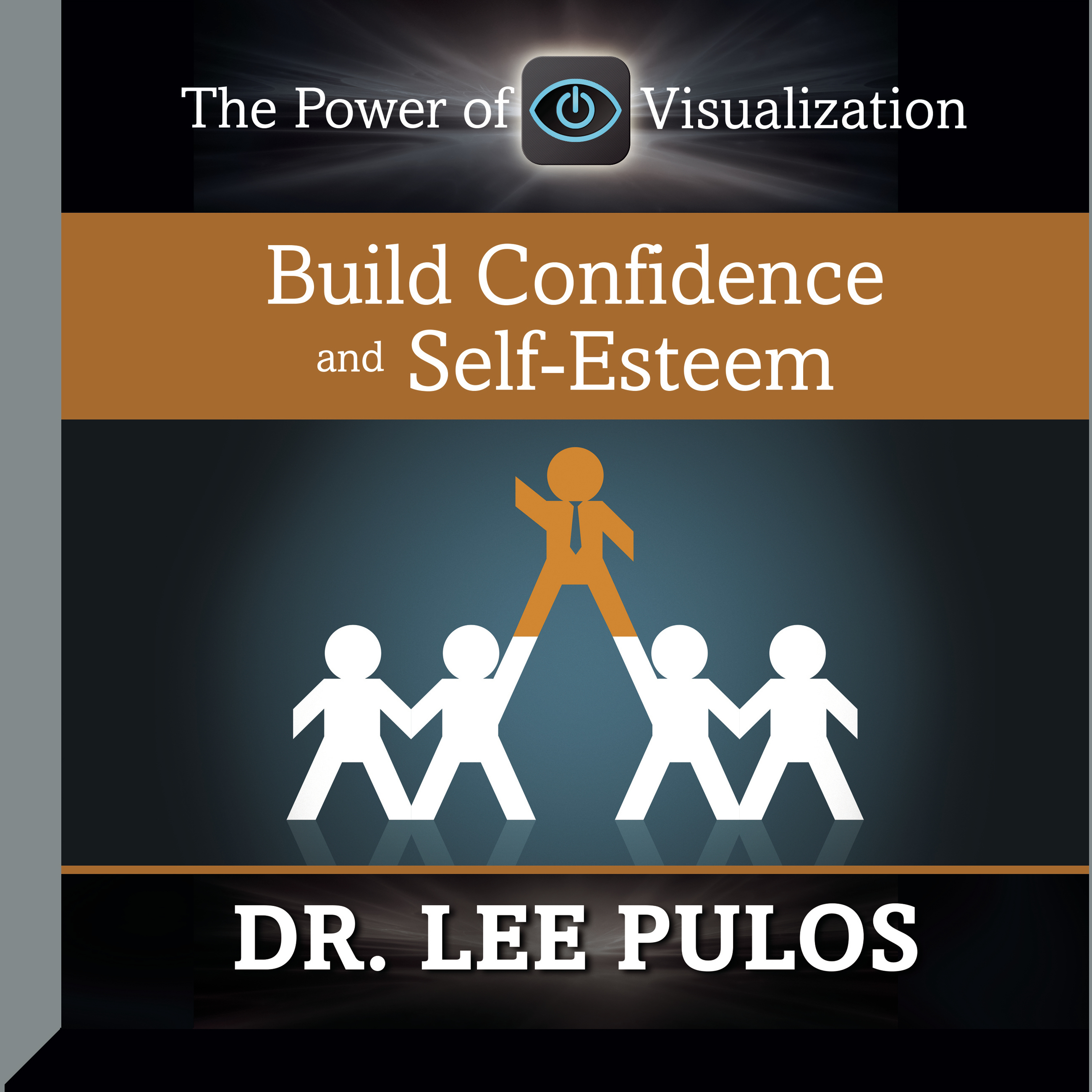 Printable Build Confidence and Self-Esteem Audiobook Cover Art