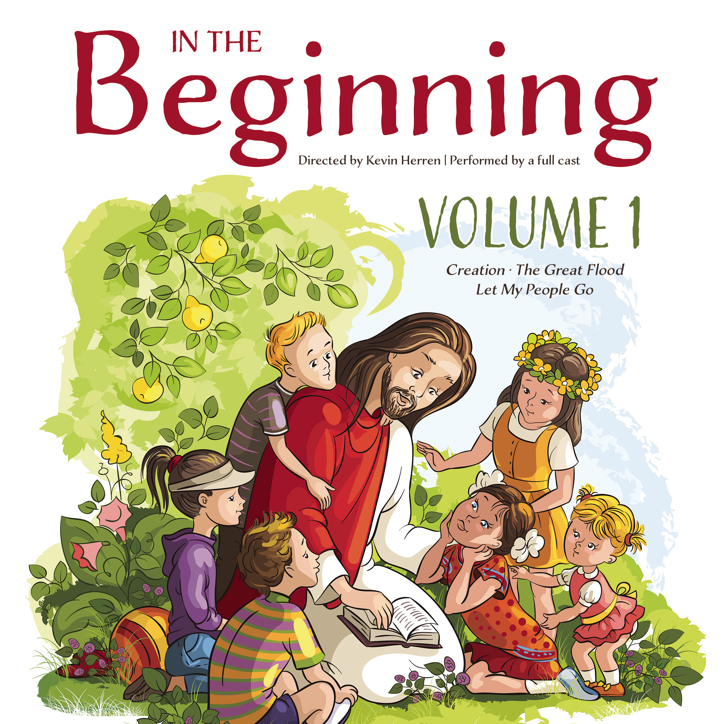 Printable In the Beginning, Vol. 1 Audiobook Cover Art