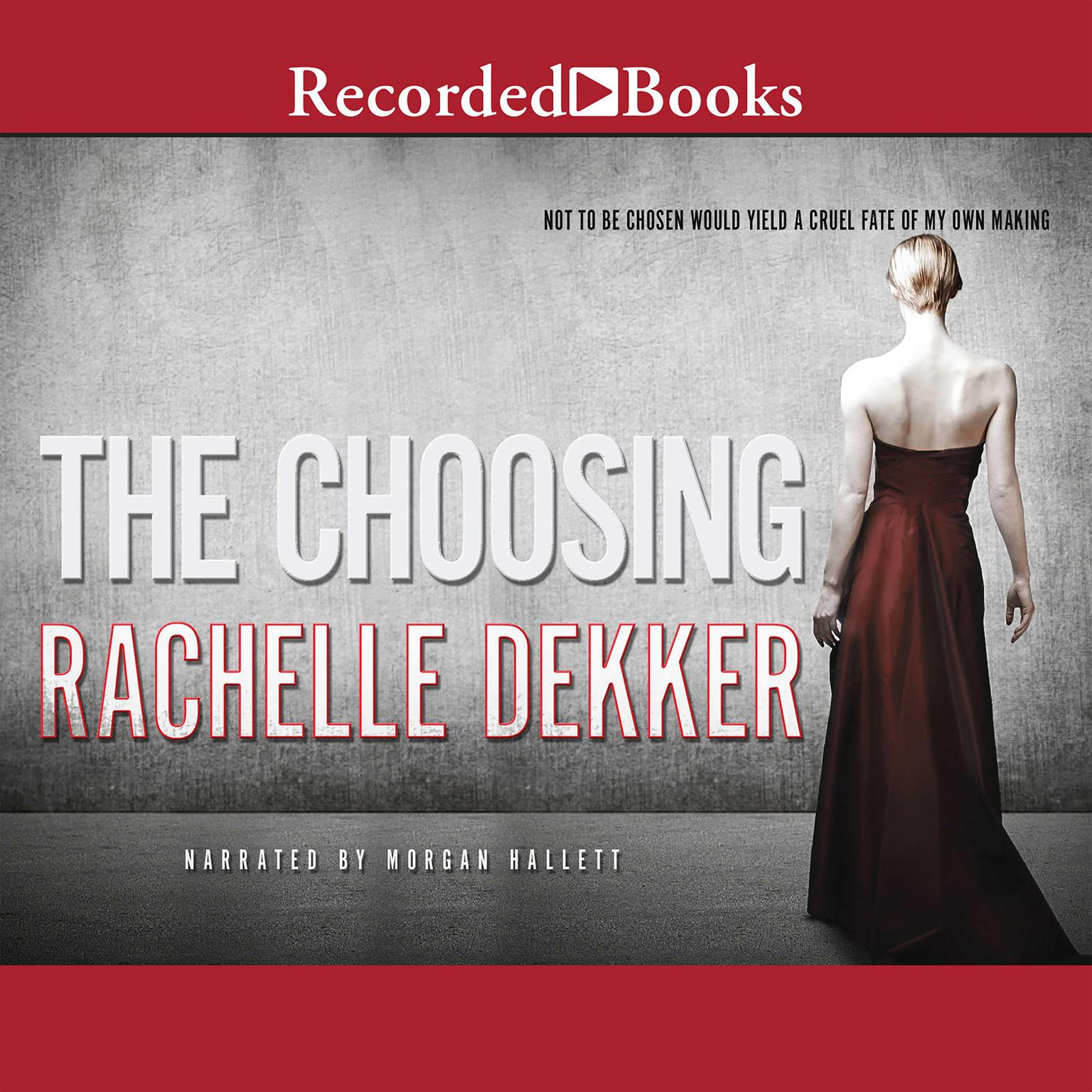 Printable The Choosing Audiobook Cover Art