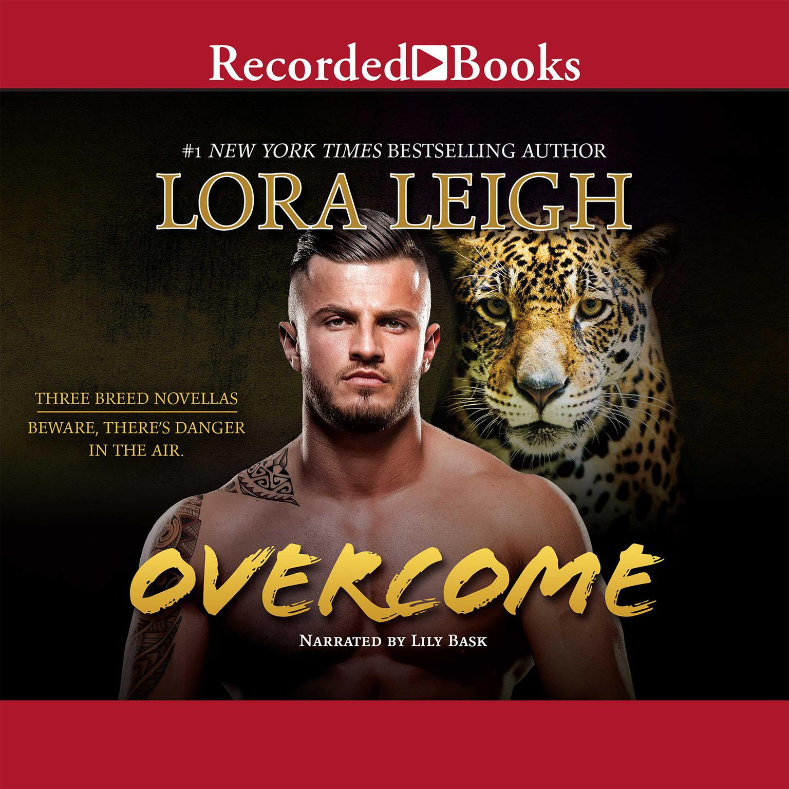 Printable Overcome Audiobook Cover Art