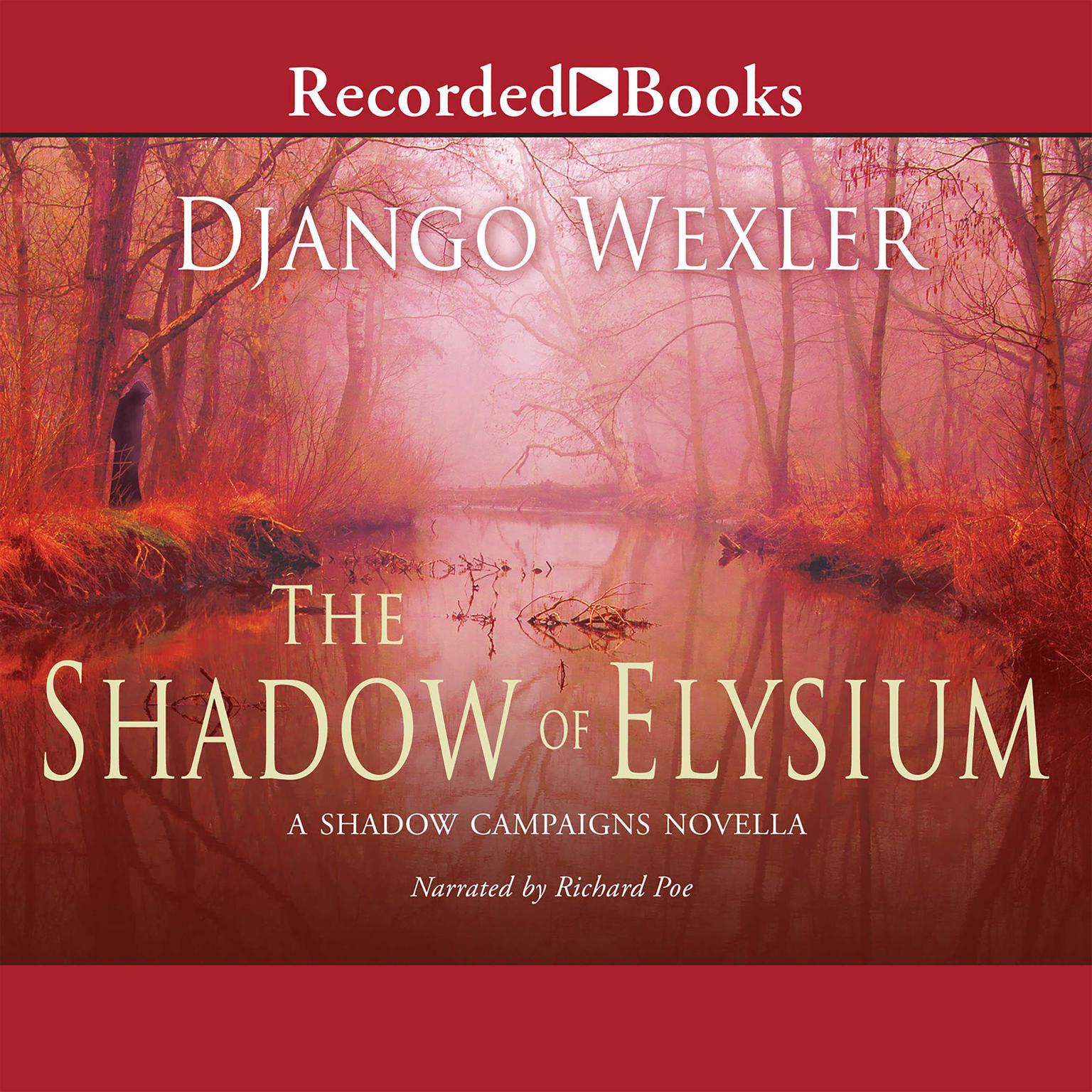 Printable The Shadow of Elysium: A Shadow Campaigns Novella Audiobook Cover Art
