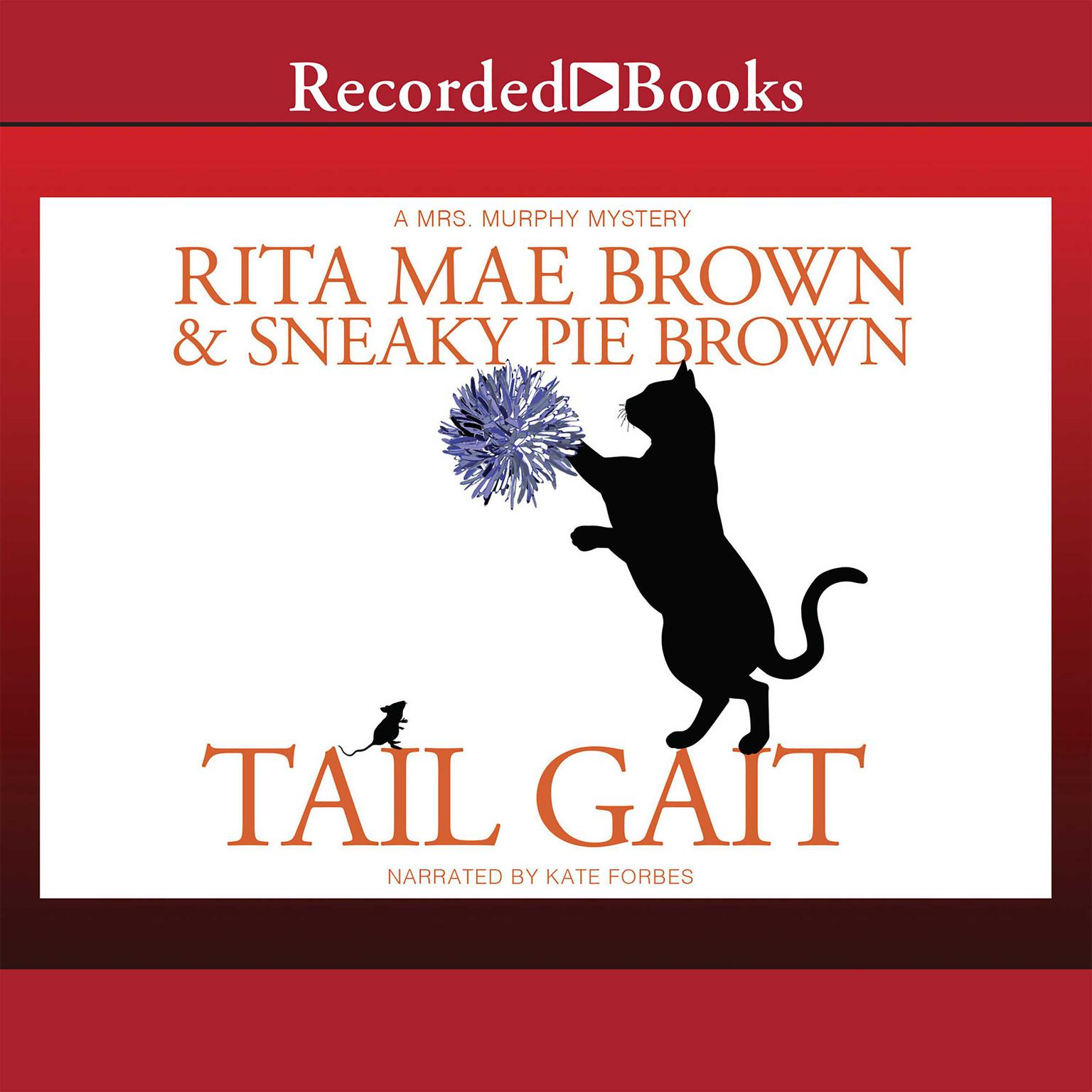 Printable Tail Gait Audiobook Cover Art