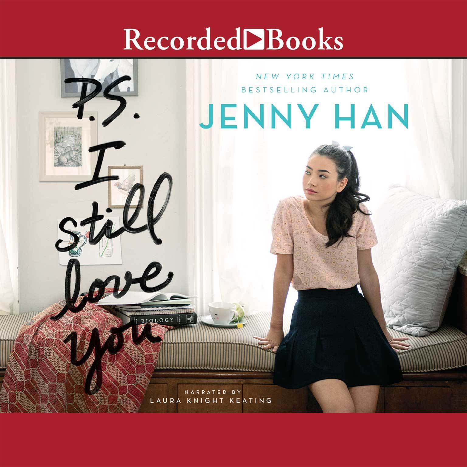 Printable PS, I Still Love You Audiobook Cover Art