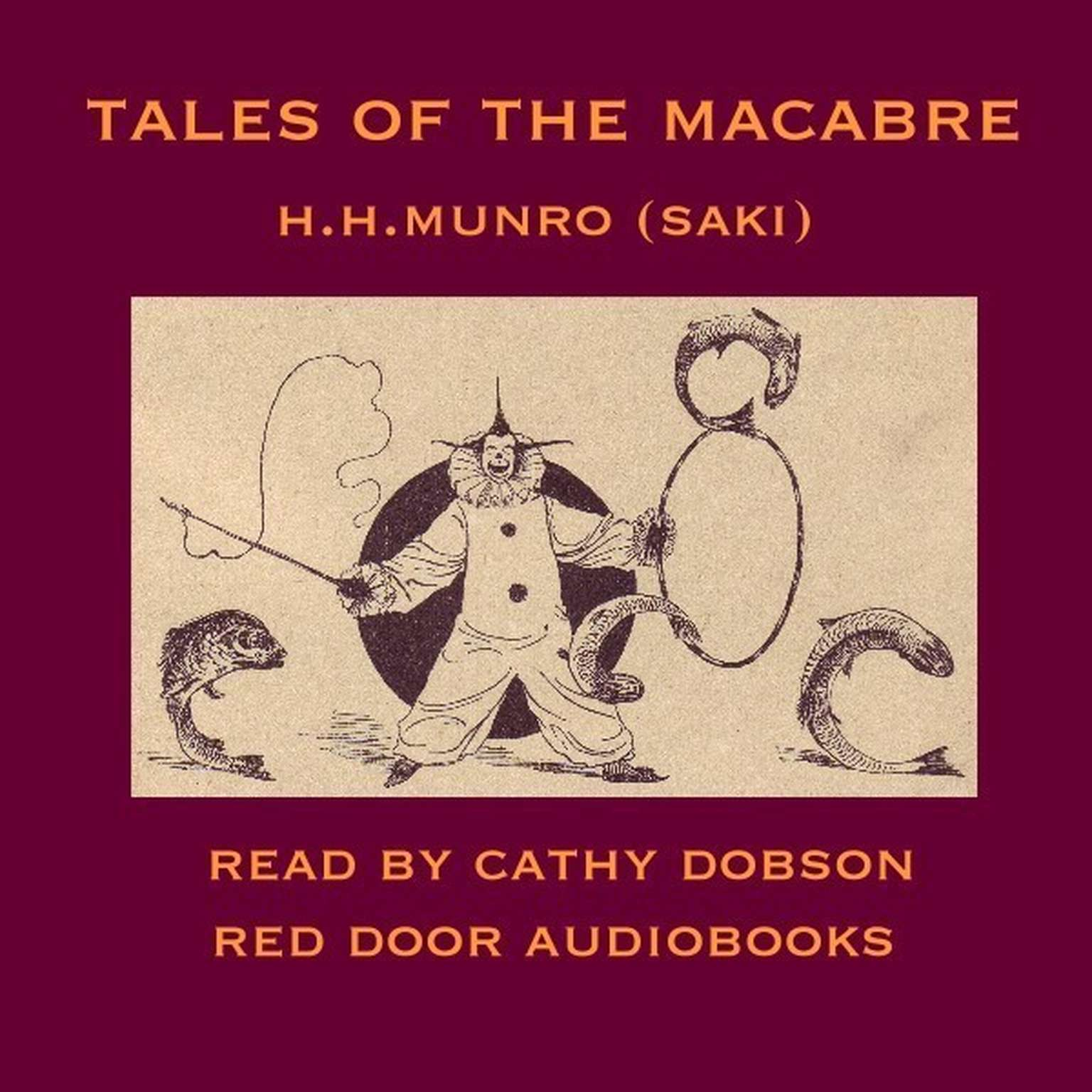 Printable Tales of the Macabre Audiobook Cover Art