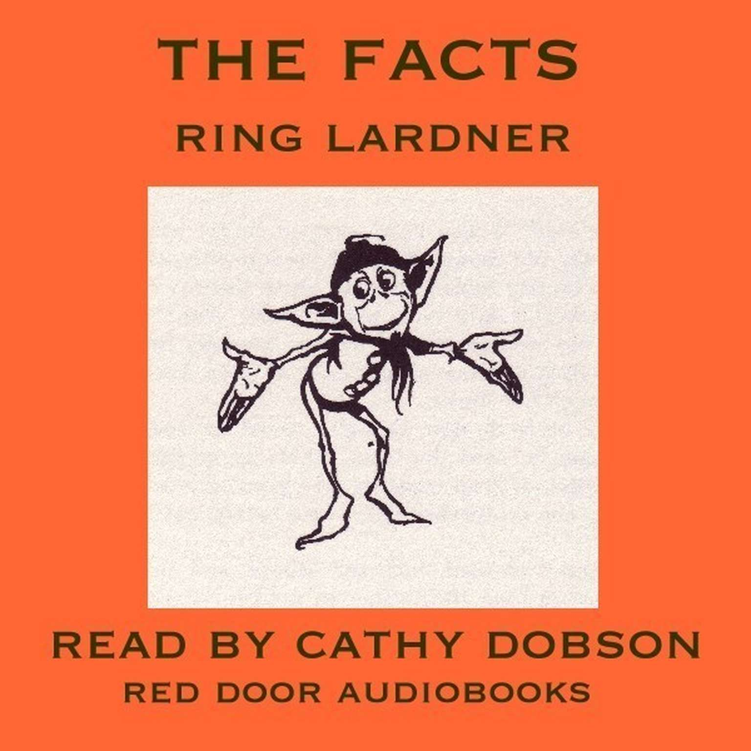 Printable The Facts Audiobook Cover Art
