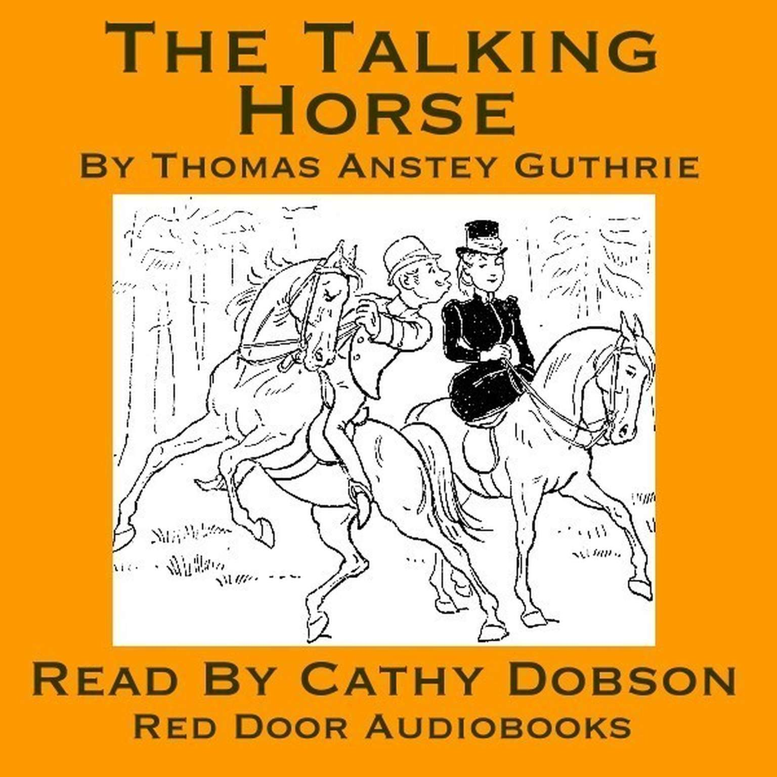 Printable The Talking Horse Audiobook Cover Art