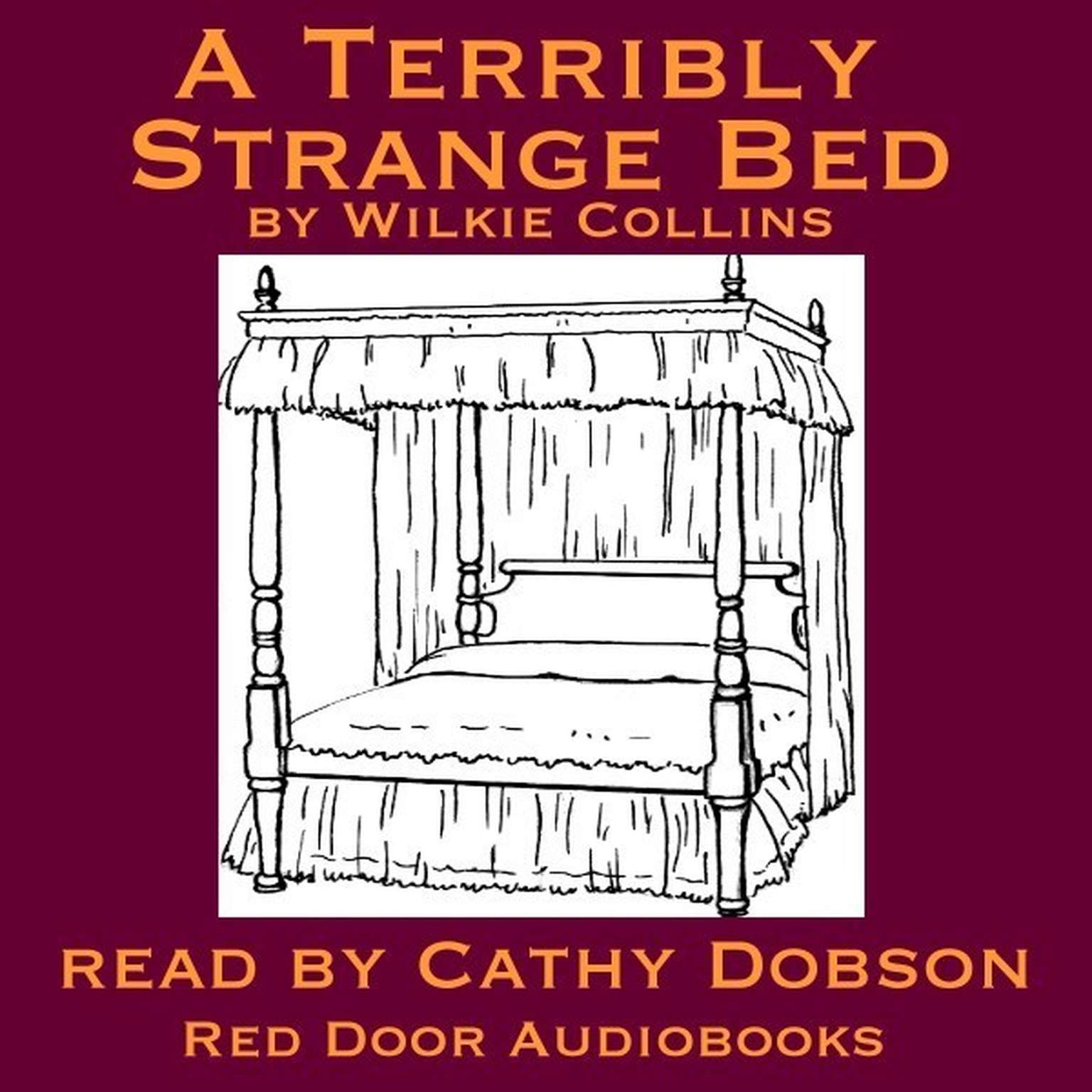 Printable A Terribly Strange Bed Audiobook Cover Art