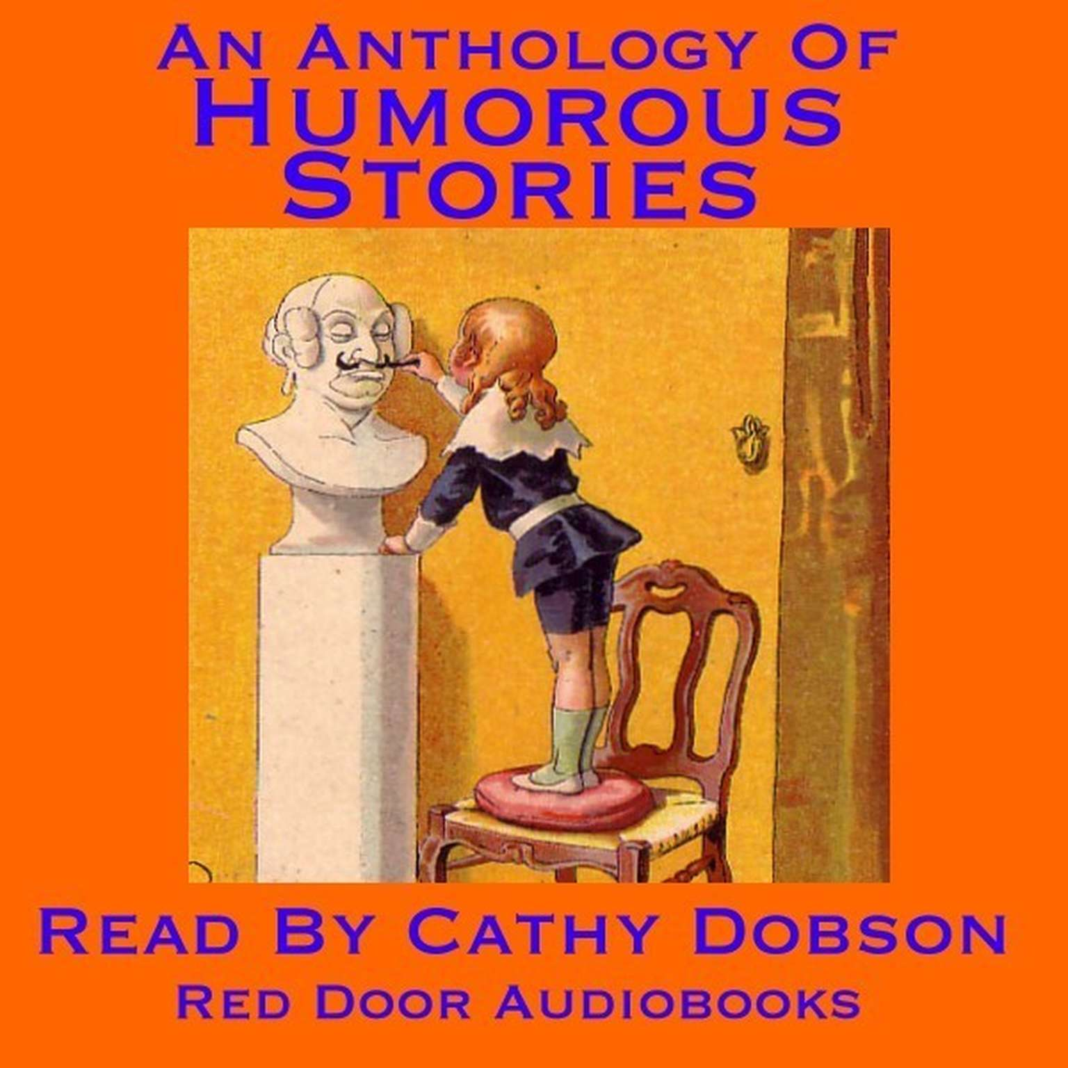 Printable An Anthology of Humorous Stories Audiobook Cover Art