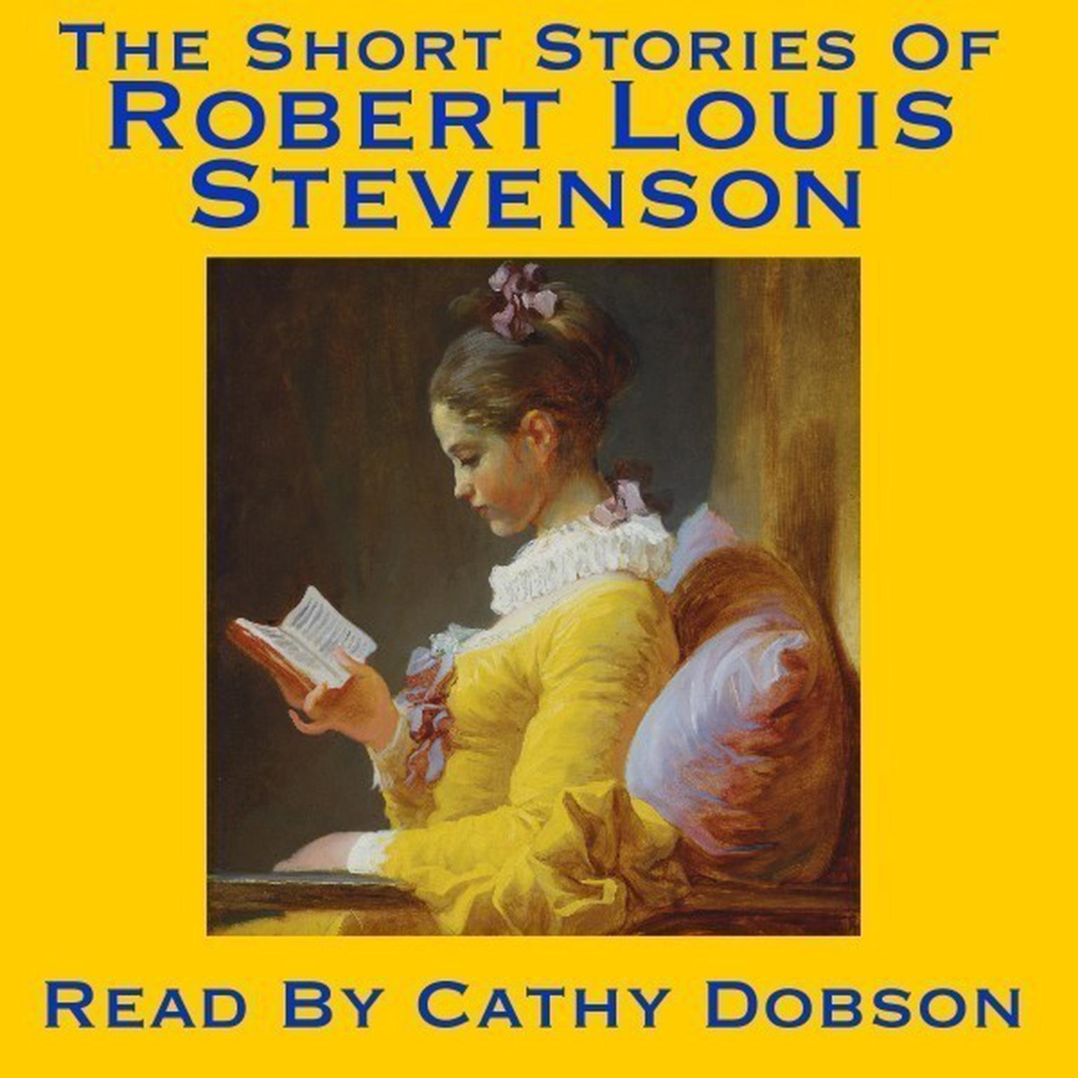 Printable The Short Stories of Robert Louis Stevenson Audiobook Cover Art