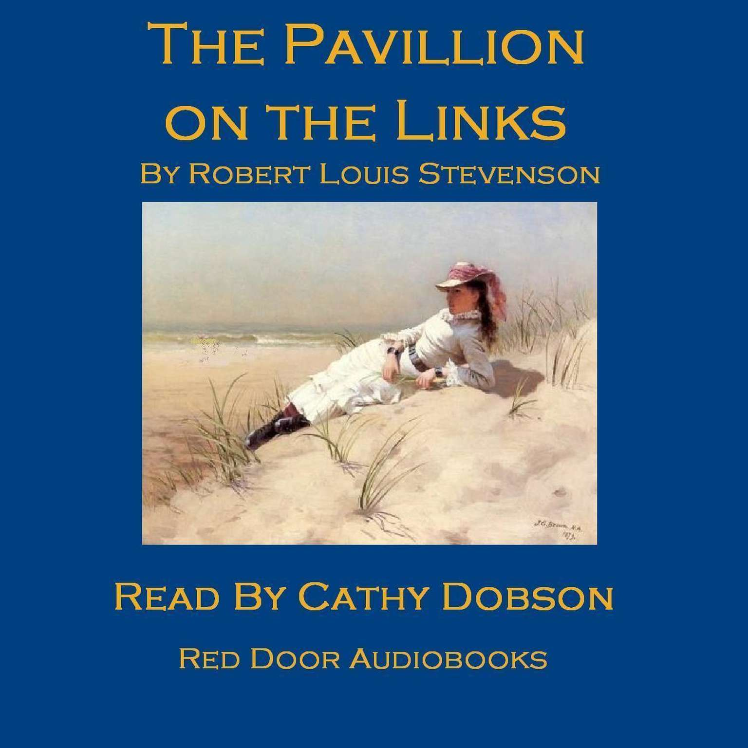 Printable The Pavilion on the Links Audiobook Cover Art