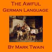 The Awful German Language Audiobook, by Mark Twain