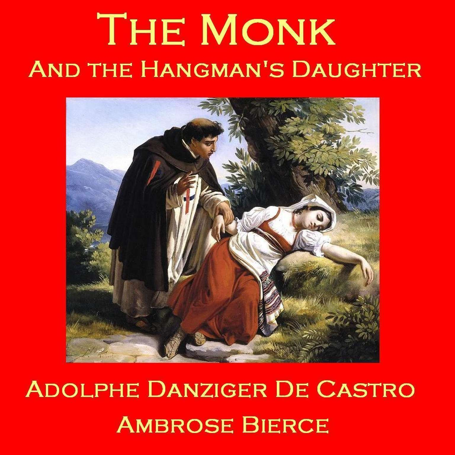 Printable The Monk and the Hangman's Daughter Audiobook Cover Art