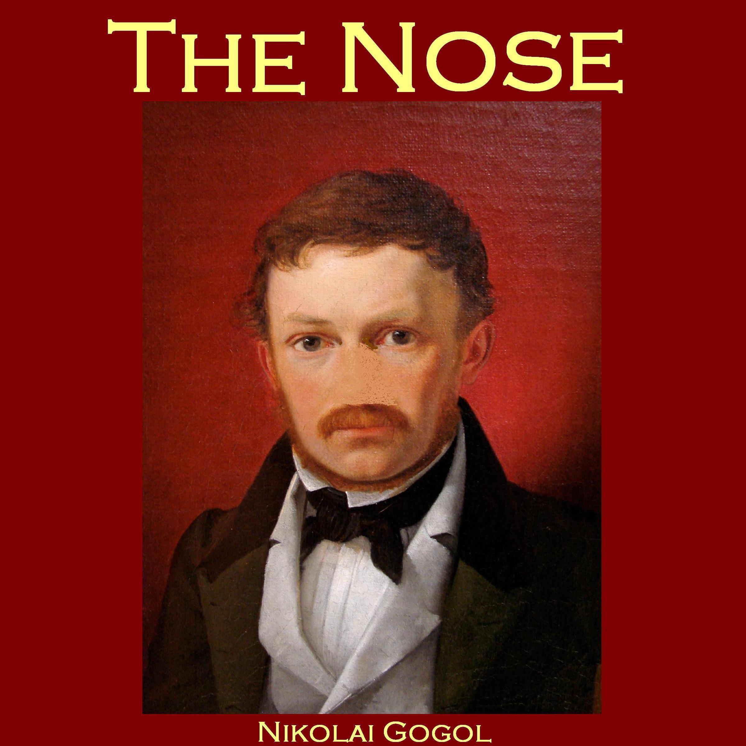 Printable The Nose Audiobook Cover Art