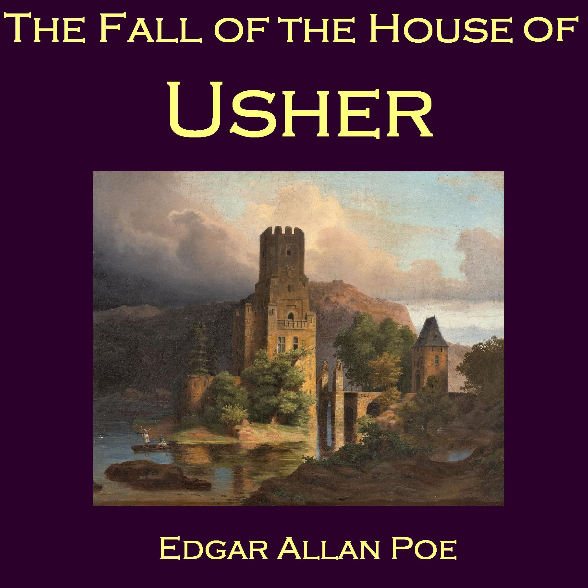 the use of supernatural elements in edgar allan poes fall of the house of usher Poe also employs the elements of the supernatural essay on edgar allen poe's fall of house of usher the fall of the house of usher edgar allan.