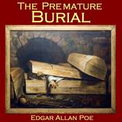The Premature Burial Audiobook, by Edgar Allan Poe