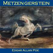 Metzengerstein Audiobook, by Edgar Allan Poe