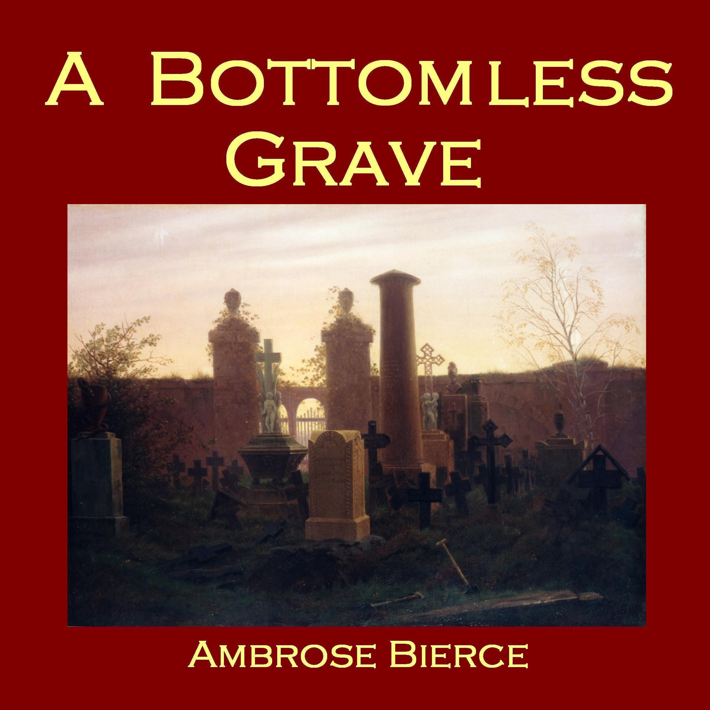 Printable A Bottomless Grave Audiobook Cover Art