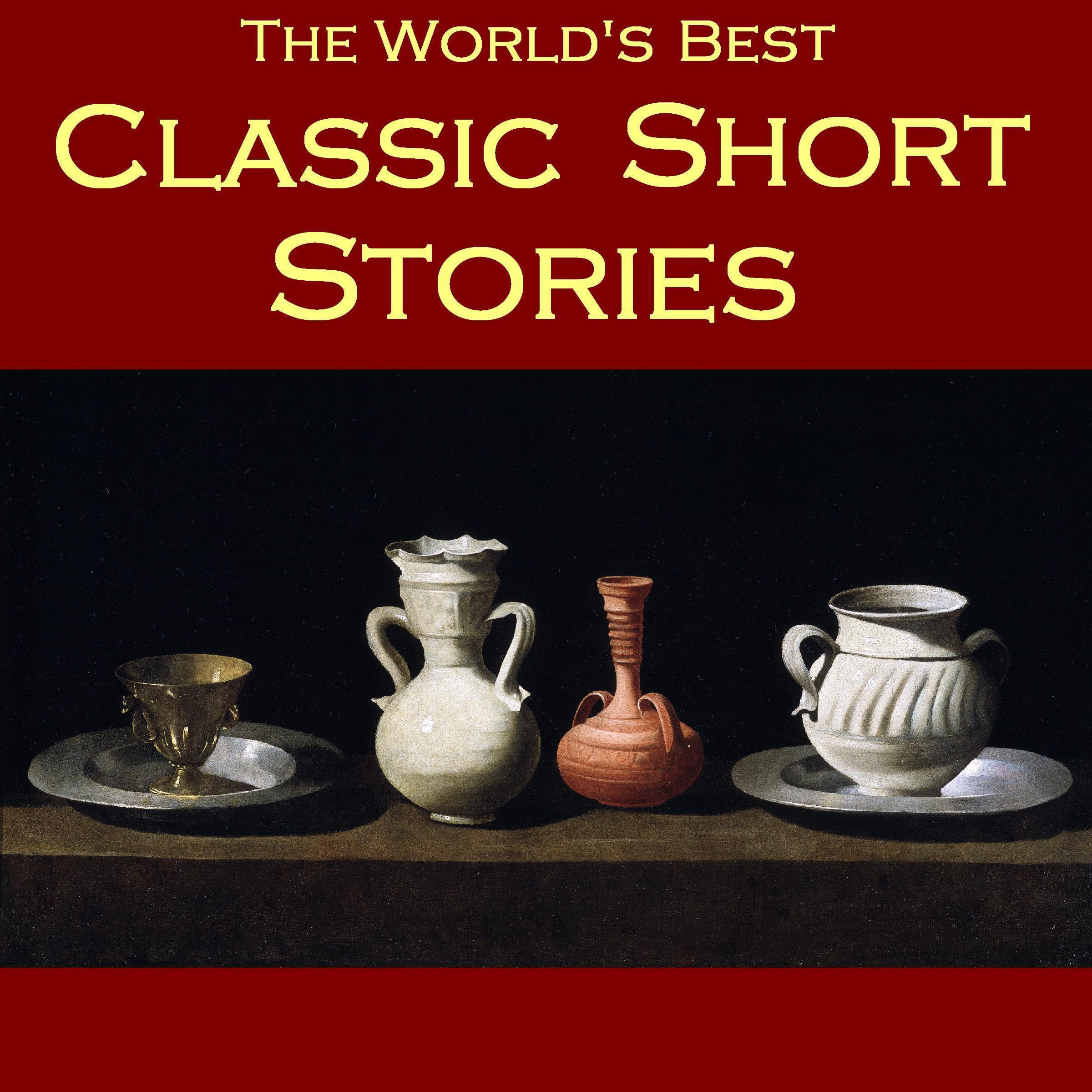 Printable The World's Best Classic Short Stories Audiobook Cover Art