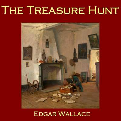 The Treasure Hunt Audiobook, by Edgar Wallace
