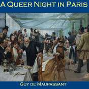 A Queer Night in Paris Audiobook, by Guy de Maupassant