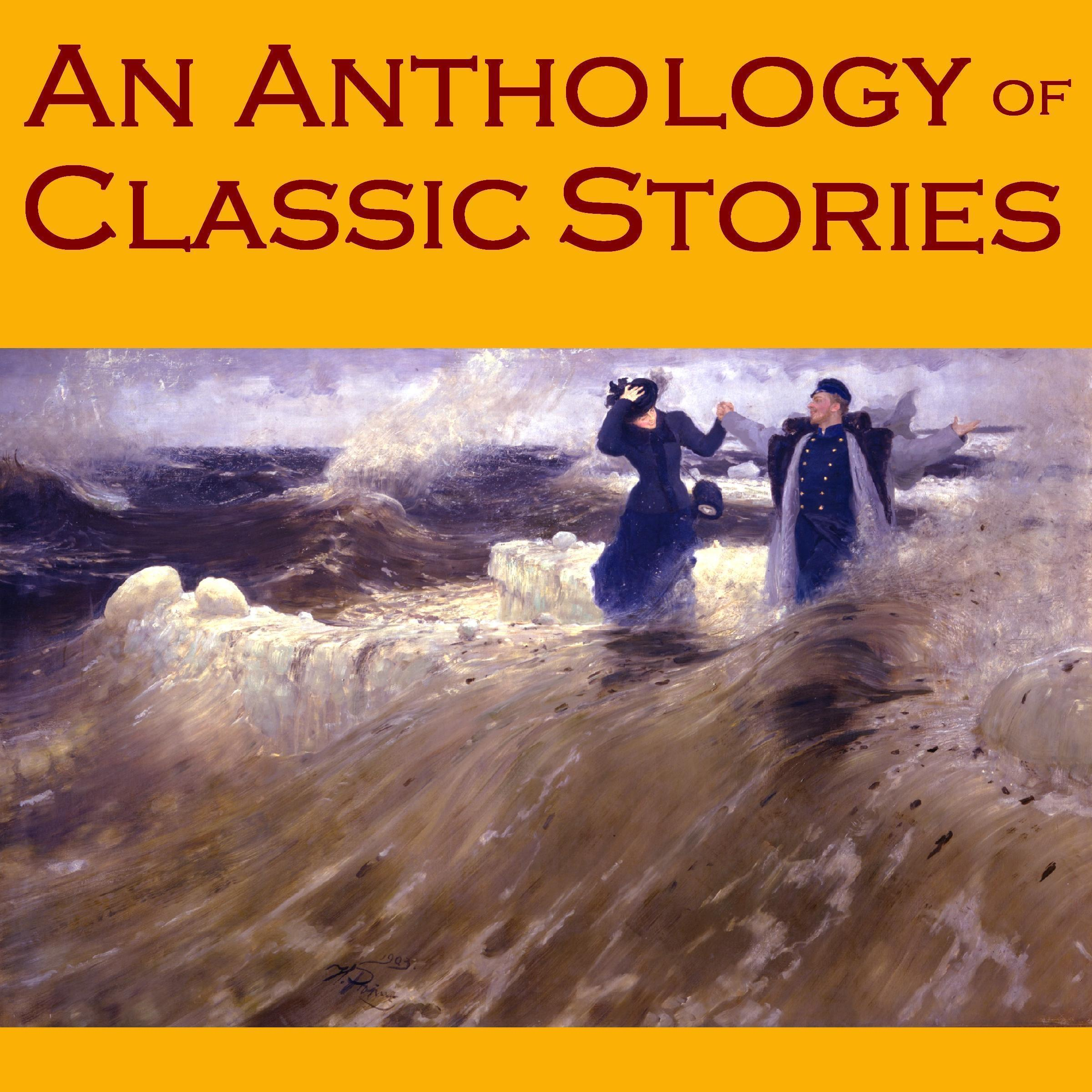 Printable An Anthology of Classic Stories Audiobook Cover Art