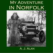 My Adventure in Norfolk Audiobook, by A. J. Alan