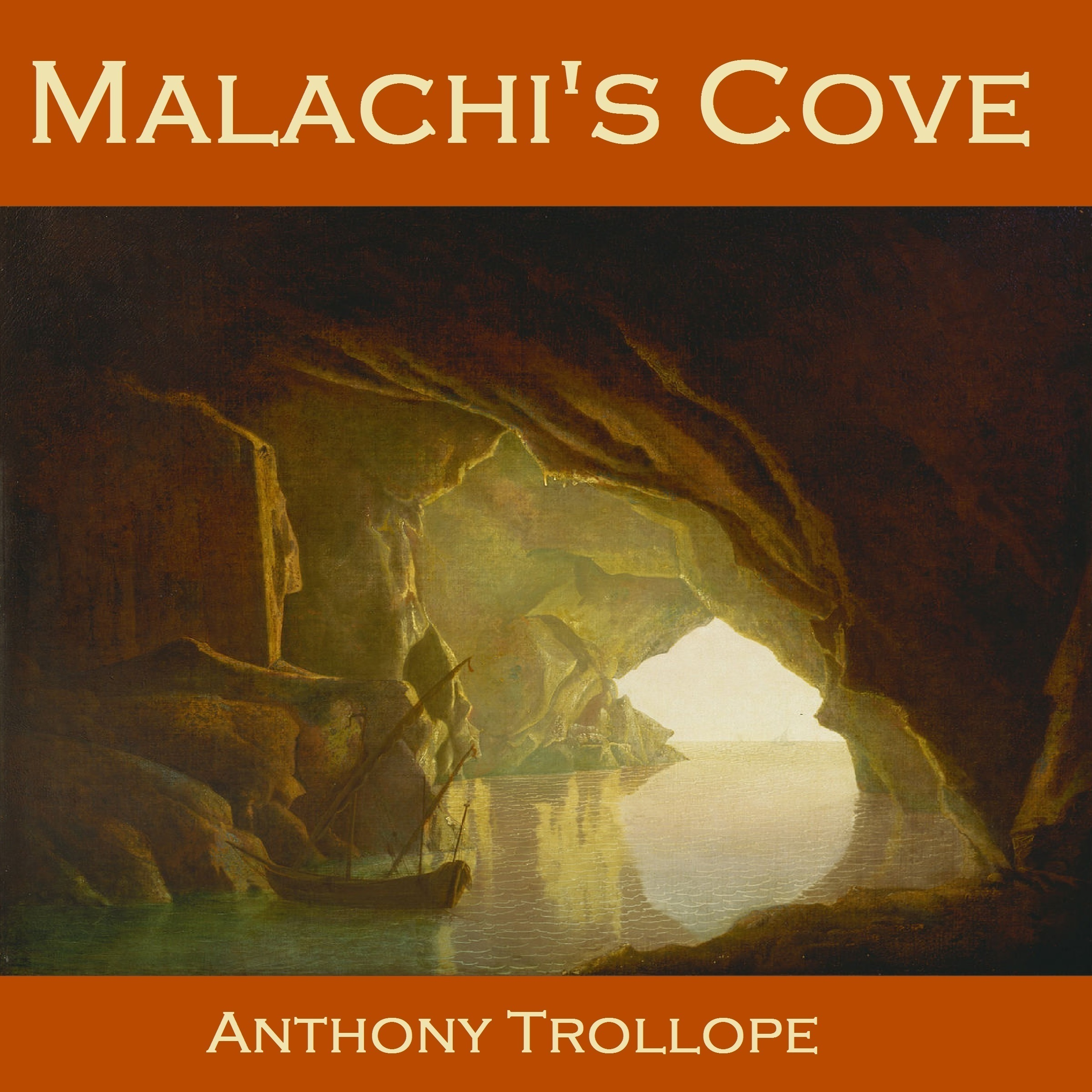 Printable Malachi's Cove Audiobook Cover Art
