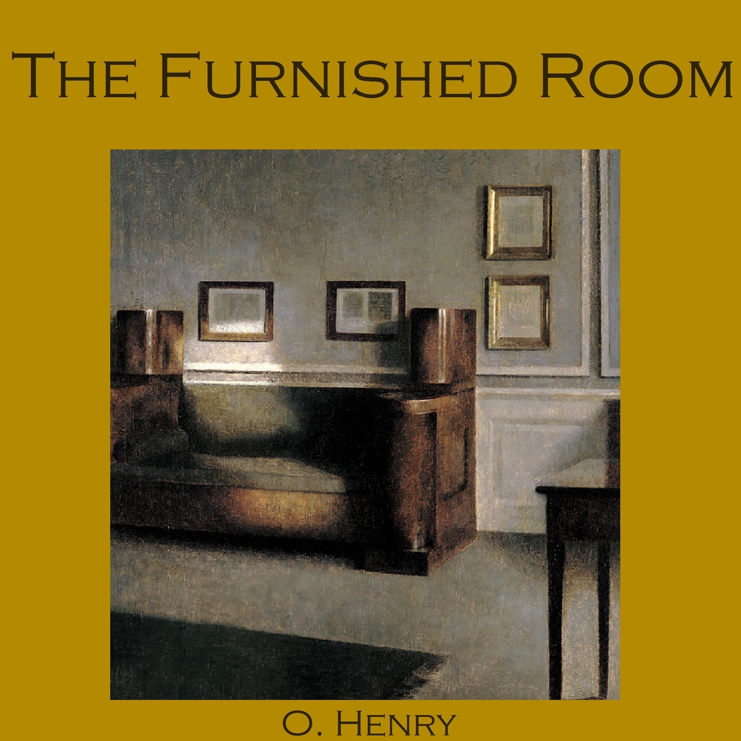 Printable The Furnished Room Audiobook Cover Art
