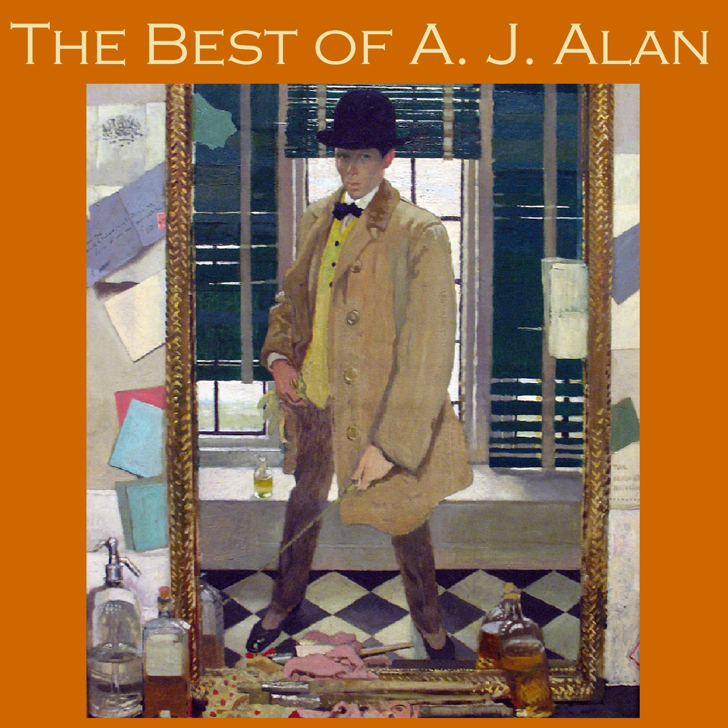 Printable The Best of A. J. Alan Audiobook Cover Art
