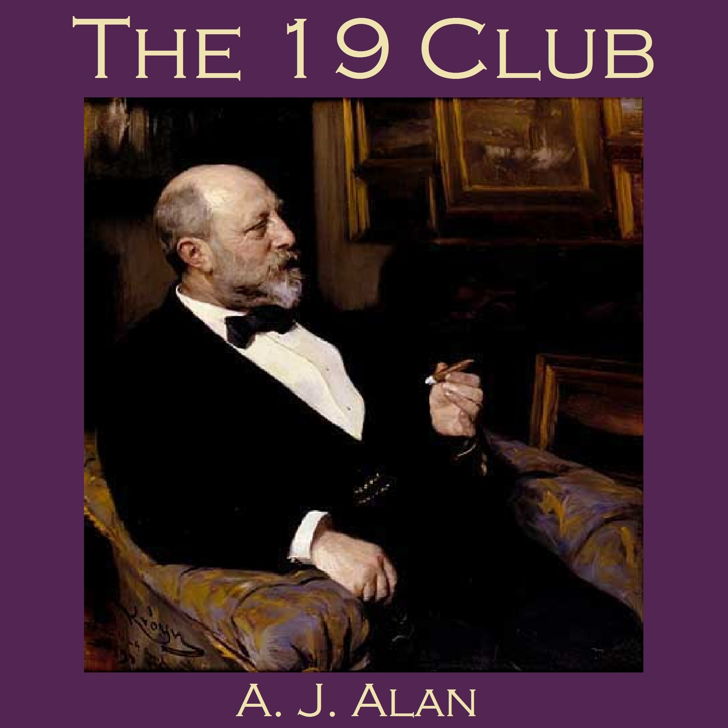 Printable The 19 Club Audiobook Cover Art