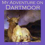 My Adventure on Dartmoor Audiobook, by A. J. Alan