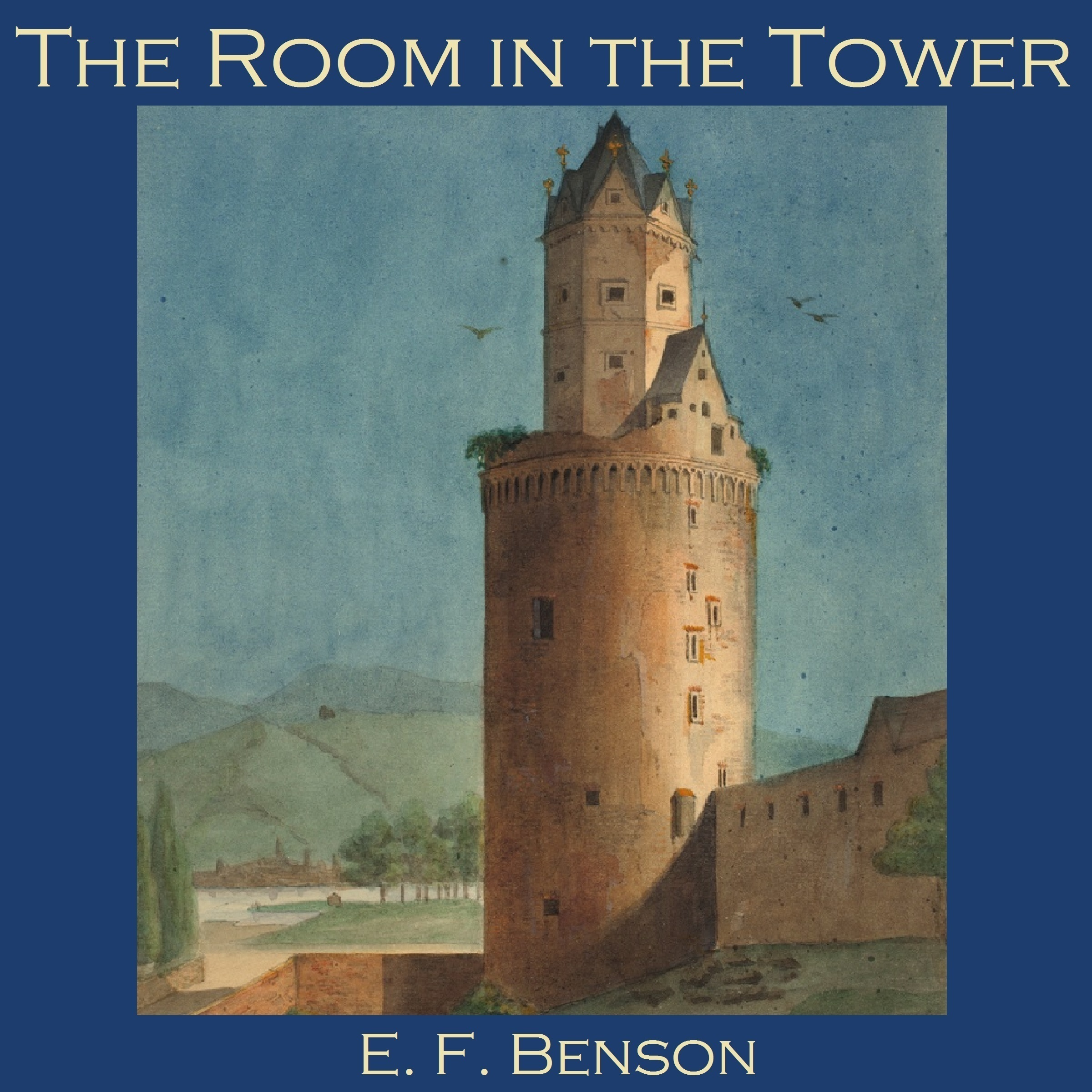 Printable The Room in the Tower Audiobook Cover Art