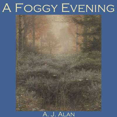 A Foggy Evening Audiobook, by A. J. Alan