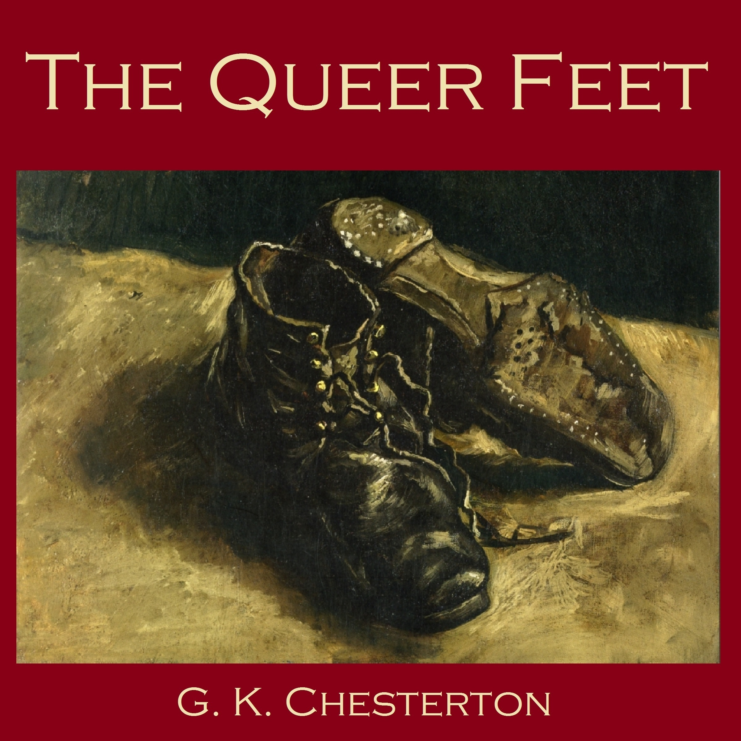 Printable The Queer Feet Audiobook Cover Art