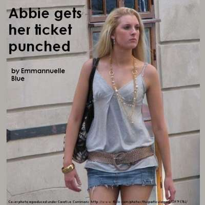 Abbie Gets Her Ticket Punched Audiobook, by Emmannuelle Blue