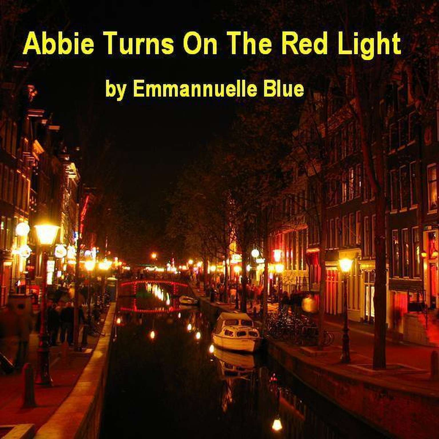 Printable Abbie Turns on the Red Light Audiobook Cover Art
