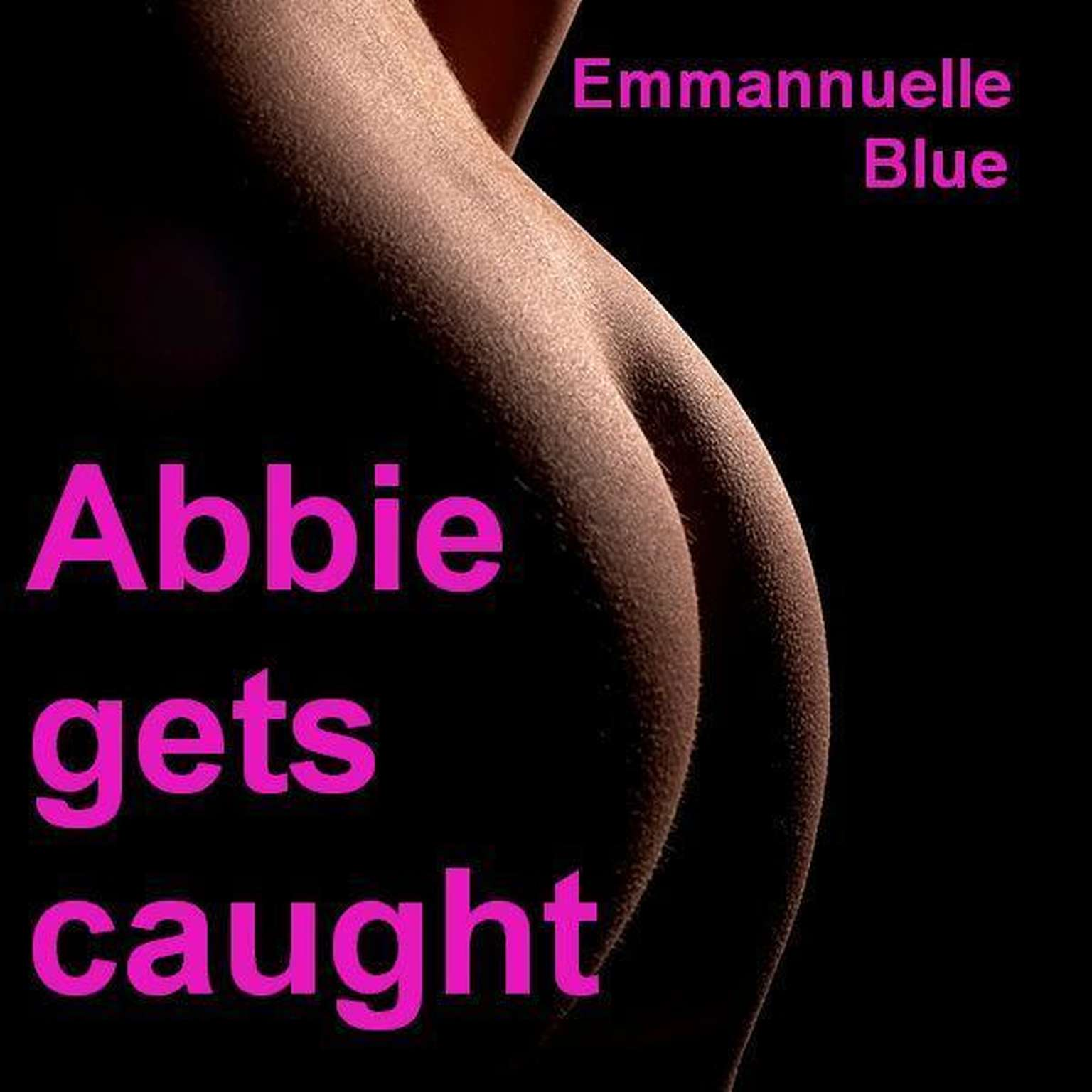 Printable Abbie Gets Caught Audiobook Cover Art