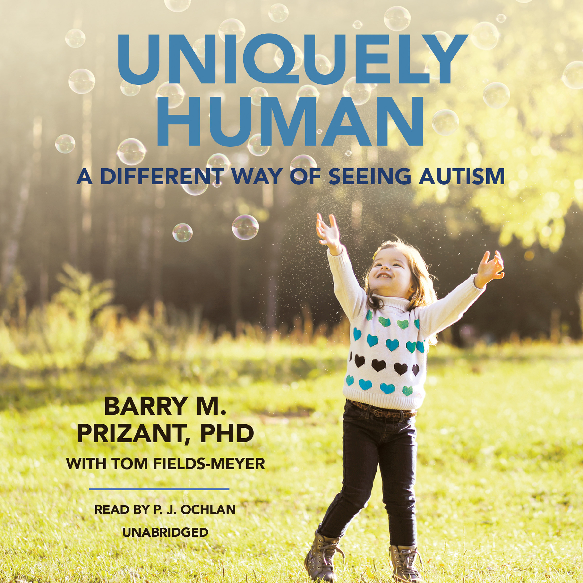 Printable Uniquely Human: A Different Way of Seeing Autism Audiobook Cover Art