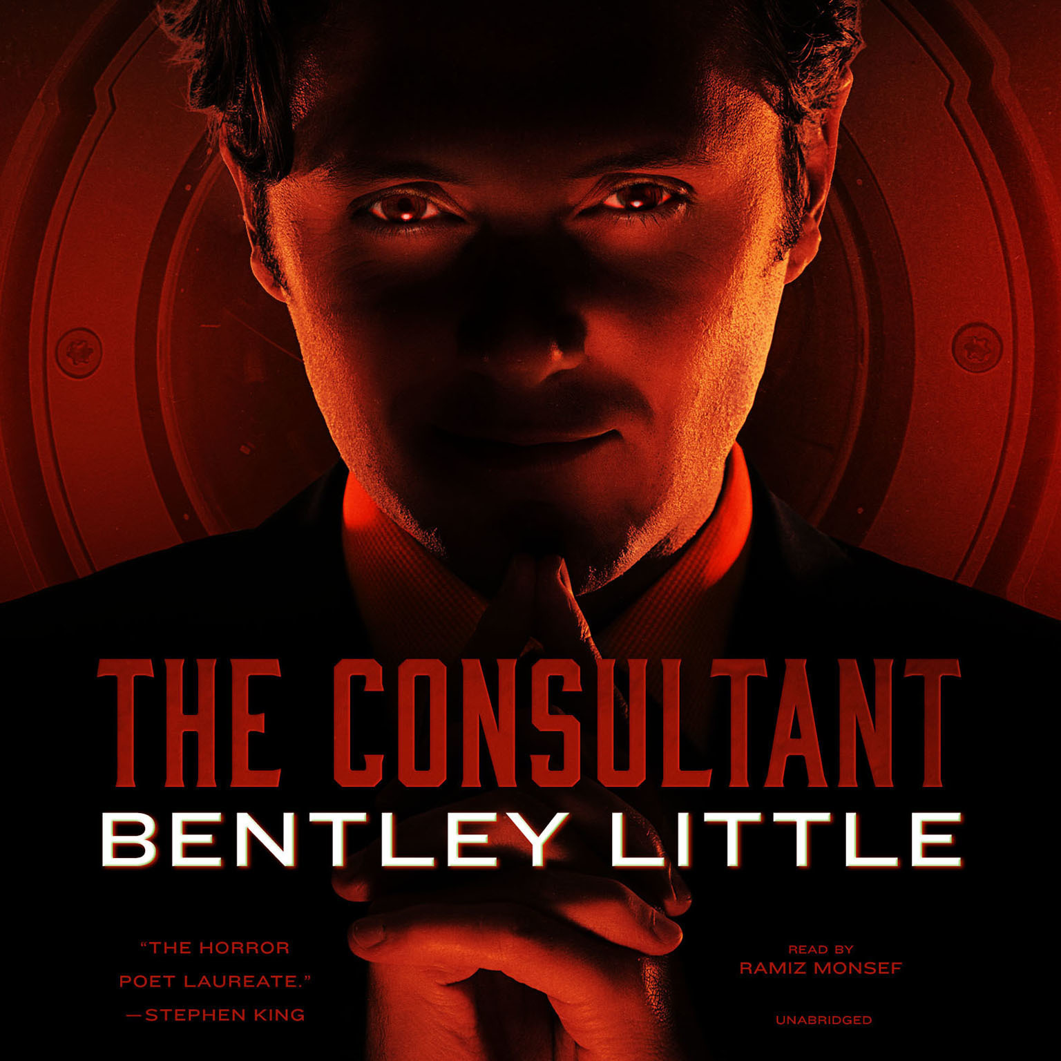 Printable The Consultant Audiobook Cover Art