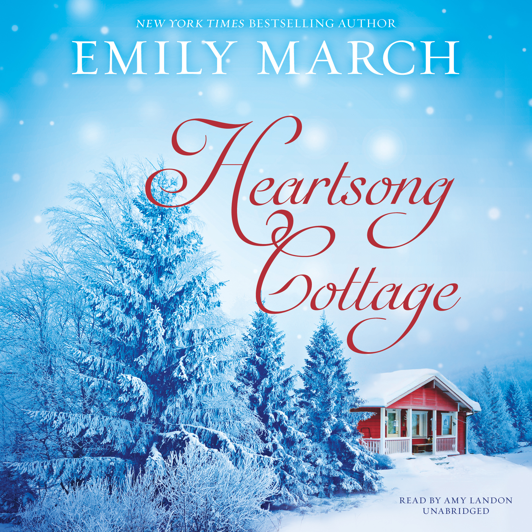 Printable Heartsong Cottage Audiobook Cover Art