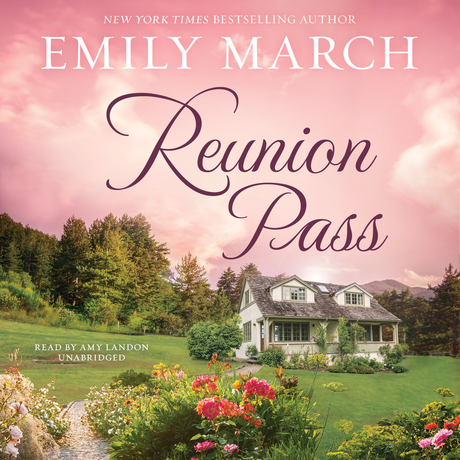 Printable Reunion Pass Audiobook Cover Art