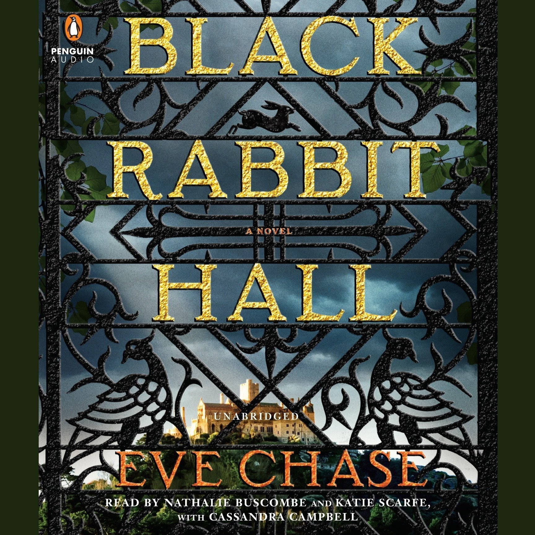 Printable Black Rabbit Hall Audiobook Cover Art