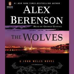 The Wolves Audiobook, by Alex Berenson