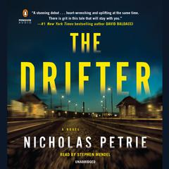 The Drifter Audiobook, by Nicholas Petrie, Nick Petrie