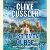 The Solomon Curse Audiobook, by Clive Cussler, Russell Blake