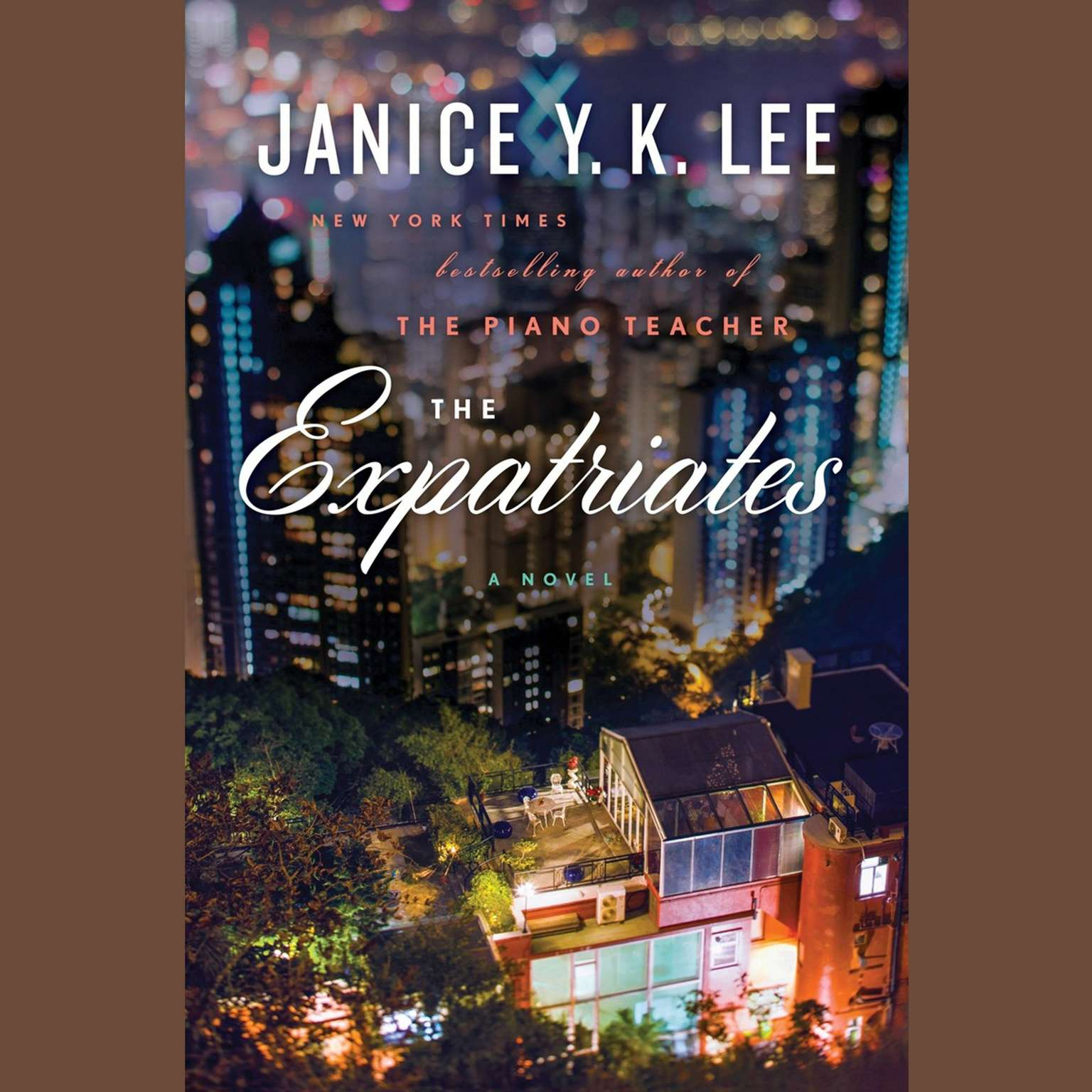 Printable The Expatriates: A Novel Audiobook Cover Art