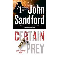 Certain Prey Audiobook, by John Sandford