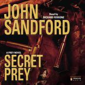 Secret Prey Audiobook, by John Sandford
