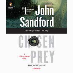Chosen Prey Audiobook, by John Sandford