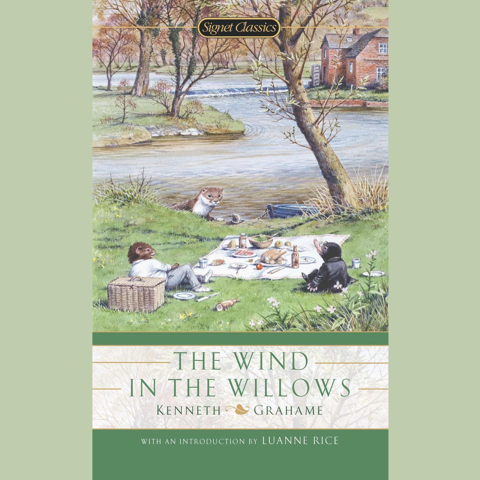 The Wind in the Willows (Abridged) Audiobook, by Kenneth Grahame